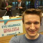 Jetzt beginnt #EPitw zu #eyehearings mit @StefanJahnke. Viel Spaß! Wenn Ihr Fragen habt, fragt gerne mit Hastag! http://t.co/IxA6bwk8m5