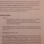 Misiones reduce su deuda y refinancia vencim cn nuevo convenio desendeud del Gob Nacional firma Vicegob Passalacqua http://t.co/Zi9mV8Pk8p