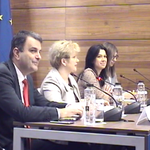 Speaking about #Twiplomacy at #DigiGovRo panel @MAERomania w/ @LucianMindruta @AndraAlexandru @HanganuAndreea http://t.co/c5dk0KHGvx