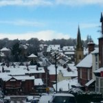 #Snow covered #Sheffield! Amazing team walked in this morning to keep #BabyBasics ticking over. #intrepid #thankyou http://t.co/tYJKCjn31P