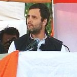 @narendramodi promised Rs 15 lakh to people but wears Rs 10 lakh suit: Rahul Gandhi http://t.co/LPoAo1N78C http://t.co/BxkLxY9WNI