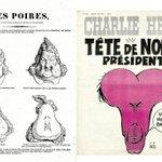 Omniprésentes au XIXe siècle, satires ou caricatures ont quasi disparu des journaux. Pourquoi?http://t.co/wNro7WSoOf http://t.co/K5XSyXEr3w
