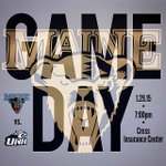 YOU + @CICBangor + #BlackBear basketball = a GREAT combination!! See you there TONIGHT!! #rivalryweek #WeAreMaine http://t.co/1YyatKoRfi