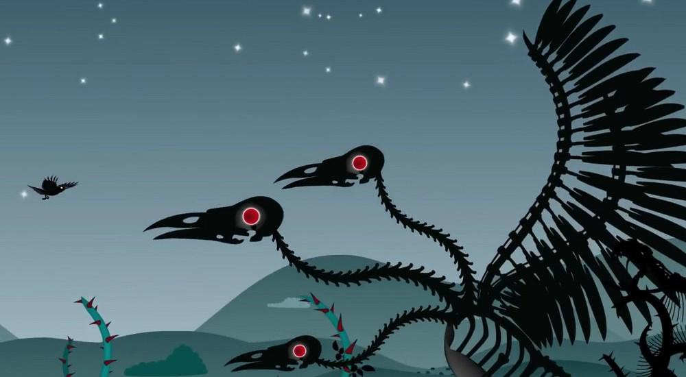 A Quiver of Crows is a Co-Op Shooter Where Crows Fire Lasers - http://t.co/HLUp7dXizr http://t.co/TAsouT6Hsz