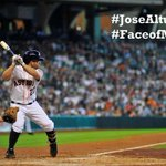 #FaceOfMLB Round 1! You know #JoseAltuve is the #FaceOfMLB. RT to vote! http://t.co/7rhlmFPoaE