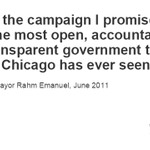 Mayor Emanuel released a trove of city data, but did that create more transparent government? http://t.co/ouXMcdu8XF http://t.co/1uLPFgQNYZ