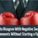 8 Ways to Disagree With Your Followers Without Starting a Fight - http://t.co/CfRVDSQdjT #Bizitalk #KPRS http://t.co/bpRsZf21Eh