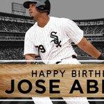 Feliz cumpleaños @79JoseAbreu! Que tengas un gran día. http://t.co/hQQaKBGNt1
