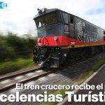 #Ecuador / El Tren Crucero recibió el primer reconocimiento del 2015 » http://t.co/B8jeTaHTOJ http://t.co/HiN5yupnOd
