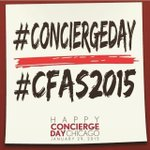 Happy #ConciergeDay #Chicago! Thank you for all you do. Cheers to a great 2015! http://t.co/rNJqyzxEzl