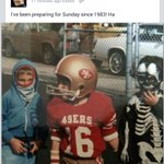 In Tom Bradys latest #TBT, its clear hes been preparing for #SB49 since 83. http://t.co/e5zwshTVjf