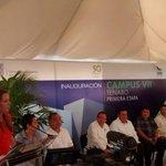 #HOY @RectoraUacam agradeció el respaldo del Gob. @ferortegab para hacer realidad el Campus VII #Tenabo @UACam_Avanza http://t.co/yAoro3NmAQ