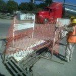 Rehabilitacion de rejilla pluvial en Ave. Monterrey esq. Melchor Ocampo col. Tamaulipas #tampico #unidospodemosmas http://t.co/LZBJOEoSum