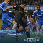 THE LAST TIME: @ChelseaFC edged it at the Bridge back in October 2013. What happens tomorrow? #chelseavcity #mcfc http://t.co/aQQcvm7aR4