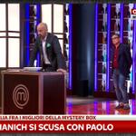 +++ BREAKING NEWS: @Jbastianich si scusa con #Paolo per averlo insultato. Seguiranno aggiornamenti +++ #MasterChefIt http://t.co/SrO1mbvoN7