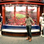 Great seeing @dee_ford_ back home today! #AuburnFast #Chiefs #AuburnFamily #WarEagle http://t.co/iLUzCuCnkA