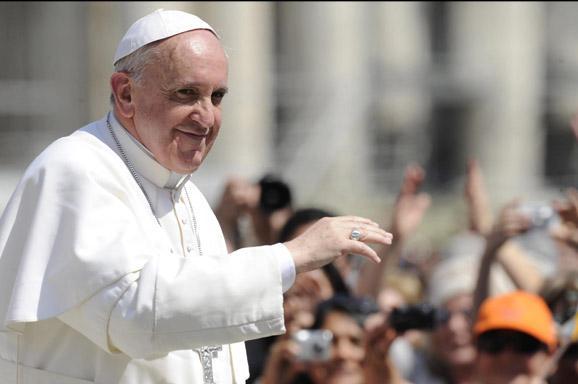 #ExclusivoBLU Papa Francisco (@Pontifex_es) vendría a Colombia si se firma la paz con las Farc <a href=