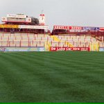 Stratton Bank, County Ground Swindon. The home of many a soaking over the years! #STFC http://t.co/QoSu68gZIt
