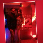 RT @t2telegraph: Look who just amped up the red quotient! @prosenjitbumba & @raimasen look dazzling! #t2Turns8