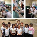 Guayas Sonríe y su campaña de salud bucal. Esc.Jacinto González, recinto Las Mercedes-Isidro Ayora @PrefecturGuayas http://t.co/tCiqfVxCyb