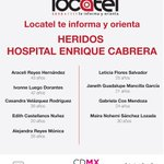 #LocatelTeInformaYOrienta: Lesionados de Hospital Materno Infantil de Cuajimalpa. http://t.co/0vvbfOTqc5