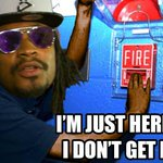 If Marshawn Lynch pulled the fire alarm in the Patriots hotel ???????????? (h/t @SeanRossSapp) http://t.co/wvM4nIK9FW