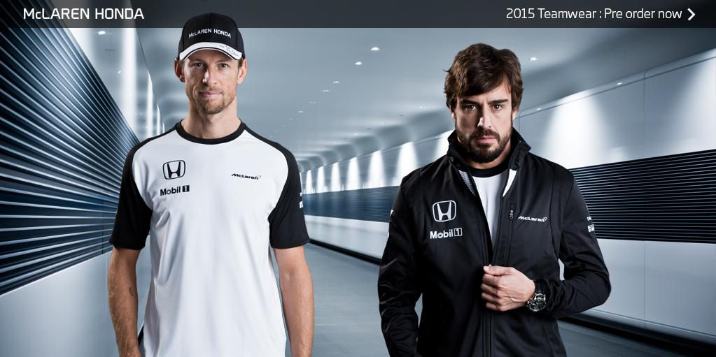 Meet our new line up. Pre-order your 2015 McLaren Honda products today! #MakeHistory Shop here http://t.co/hX8q1Od7J1 http://t.co/pakHv6FVFl