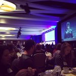 Already feeling inspired at the @bostonchamber #PinnacleAwards such a great event! #boston http://t.co/tTqIN7Da6N