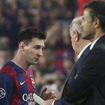 Jugador del Barcelona rompe el silencio y revela lo que ocurre entre Messi y Luis Enrique http://t.co/yvrCaVRLN1 http://t.co/MvwhUQJlhv