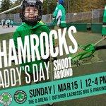 St. Paddys Shoot Around is BACK! Save the Date #yyj- Mar.15! Free BBQ & meet your favourite @WLAShamrocks & Alumni http://t.co/m8YXXyQMgM