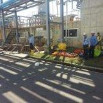 Al momento la planta se encuentra en operación #Altamira #Tampico #Posco http://t.co/UCeOPJmQaN