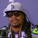 VIDEO: Marshawn Lynch finally opens up to the media, and he holds NOTHING back http://t.co/AQ5q6XxfUU http://t.co/WoKrzjirdv