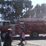 Se incendia restaurante en la terminal de Quetzaltenango @PrimeraLineaDX http://t.co/BHxaxLUuUo