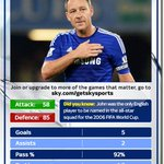 Saturday Night Football is #CFC v #MCFC, so who would you rather have in defence? RT for Terry, Favourite for Kompany http://t.co/DMwbagakkT