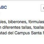 """""""@sopitas: #HospitalMaternoInfantil No sólo se necesitan donadores de sangre, el Hospital ABC está recibiendo esto: http://t.co/42RByDUIfe"""