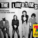 We are excited to announce that @libertines are headlining T in the Park 2015! #TITP2015 #TinthePark #TheLibertines http://t.co/mgVXR37iZz