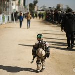 Where are the child advocates? Palestinian boy at Hamas camp graduation ceremony in Gaza http://t.co/qFERhhBdEU http://t.co/iAv3zrtLFo