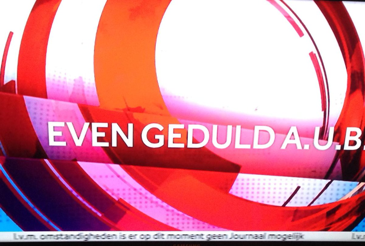 Dutch National News @NOS building evacuated. Armed man reportedly demanding air time http://t.co/o21QEoXSB3