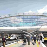 New look for Gatwick Train Station -  http://t.co/b3gGuXIJnf http://t.co/6SH0KStzSo