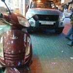 RT @Abhishek0620: @anandmahindra our DURO in Bahrain...:-)