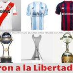 Asi se clasificaron los equipos argentinos a la copa http://t.co/96kVNpWSlQ