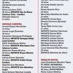Para quienes están cerca Lista de heridos de explosión del Centro Materno y lugares donde están para donar sangre. http://t.co/FtELWbEU6F