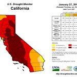Heres the latest #drought conditions in #California: http://t.co/vWerPh82EW #CADrought #CaliforniaDrought http://t.co/nD60ui2OM9