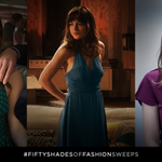 Which of these @FiftyShades looks is your fave? Tweet your pick with #FiftyShadesOfFashionSweeps for a chance to WIN!