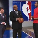 VIDEO: 4x All-Star @Aldridge_12 joined the crew on @NBATV earlier today. #RipCity Watch » http://t.co/70KSZ7bEMG http://t.co/F2UEzXjyat