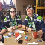 Everywhere you turn in Phoenix there are 12s as far as the eye can see http://t.co/eHzKxneKOI #KXLY #GoHawks http://t.co/KqABe36xTr