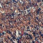 La banda de los Santos, la más grande de la Argentina. http://t.co/Dd2kLfr756