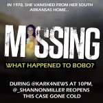 She disappeared without a trace in 1978 ----> https://t.co/1dZrgxnodI @_ShannonMiller @KARK4News at 10. #ARNews http://t.co/KnthyBHyZU