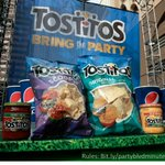 RT 4chance2win a year of Tostitos chips & dip! Were bringing #PartyBLVD from #SB49 to a WINNER EVERY MINUTE! #entry http://t.co/Es1DYXDlKx