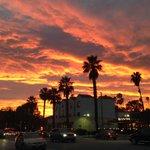 Good evening, Santa Monica. #nofilter http://t.co/LE0P8xFiaS